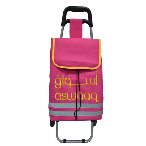 folding grocery cart vegetable supermarket shopping trolley bag