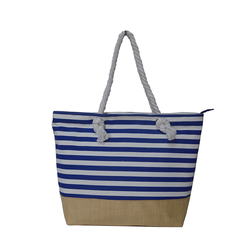 Wholesale High Quality Nylon/Leather/Pvc/Canvas Fashion Cotton Womens Tote Bag With Custom Printed Logo